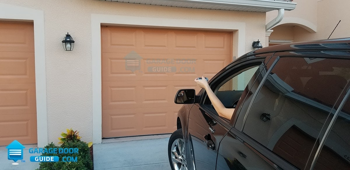 Garage Door Won't Open