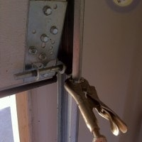 Garage Door Track Vice Grip