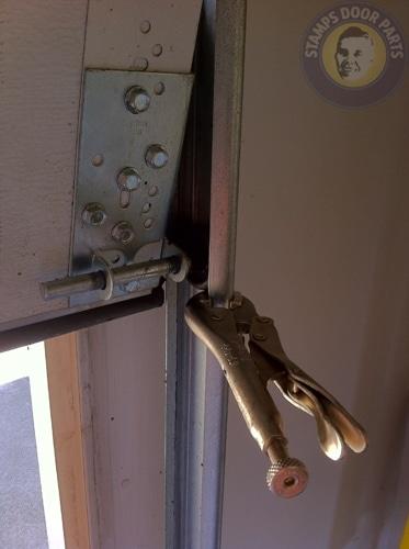 How To Replace Garage Door Bottom Seal Weatherstrip Garage Door Repair