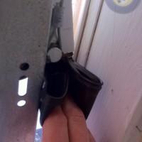 Garage Door Bottom Seal End Fold