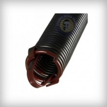 Garage Door Extension Spring 260 lb Brown