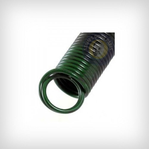 Garage Door Extension Springs 120 lb Green
