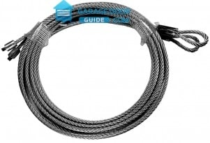 Garage Door Torsion Cables