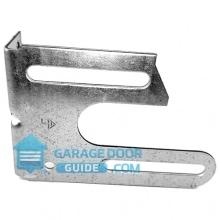 Garage Door Center Bearing Plate Anchor Mini Back