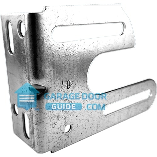 Garage Door Center Bearing Plate Anchor Mini Side