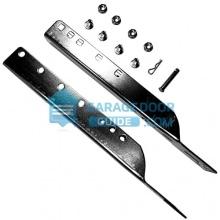 Garage Door Reinforcement Bracket Adjustable Narrow Parts
