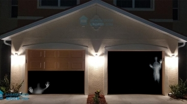 Garage Door Opens By Itself